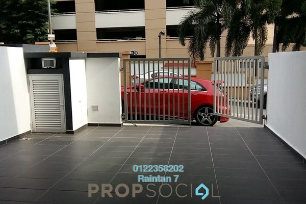 For Sale Terrace at Taman Bukit Intan, Sri Petaling Freehold Unfurnished 4R/4B 1.35m