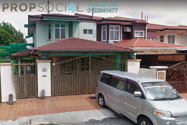 For Sale Terrace at Taman Permai Jaya, Ampang Freehold Semi Furnished 4R/3B 494k