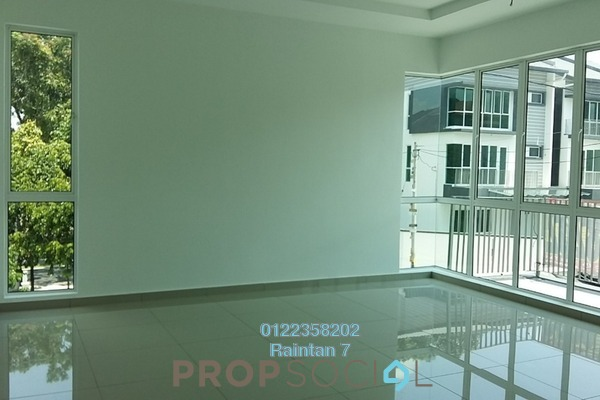 For Sale Terrace at Taman Bukit Intan, Sri Petaling Leasehold Unfurnished 6R/6B 1.5m