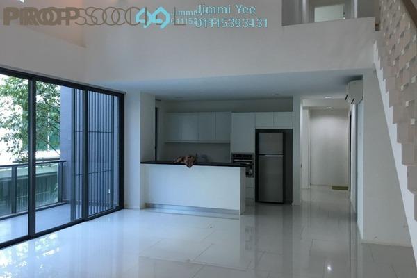 For Rent Duplex at The Treez, Bukit Jalil Freehold Semi Furnished 4R/4B 4.5k