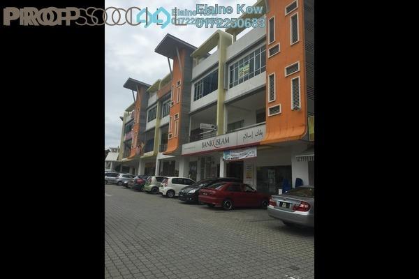 For Rent Shop at BK9, Bandar Kinrara Freehold Semi Furnished 0R/0B 6.8k