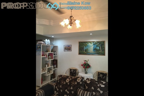 For Sale Terrace at BK5, Bandar Kinrara Freehold Semi Furnished 3R/3B 799k