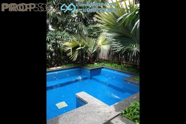 For Sale Condominium at Flora Murni, Mont Kiara Freehold Semi Furnished 4R/5B 1.4m