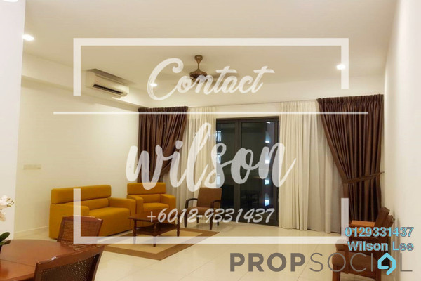 For Rent Condominium at The Elements, Ampang Hilir Freehold Fully Furnished 3R/3B 3.3k