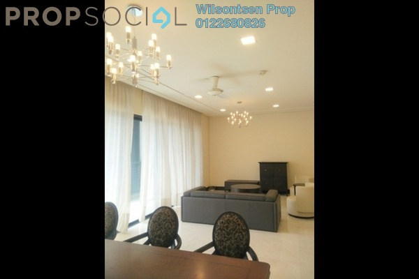 For Sale Condominium at The Binjai On The Park, KLCC Freehold Semi Furnished 4R/4B 8.7m