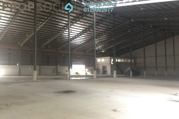 For Sale Factory at Hicom Glenmarie, Glenmarie Freehold Unfurnished 0R/0B 36m