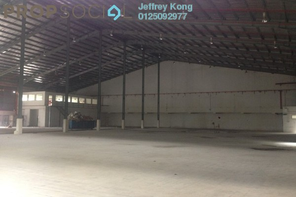 For Rent Factory at Hicom Glenmarie, Glenmarie Freehold Unfurnished 0R/0B 125k