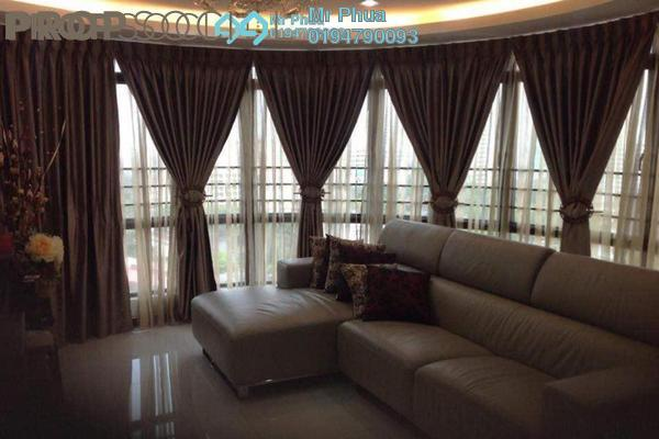 For Rent Condominium at Midlands Condominium, Pulau Tikus Freehold Fully Furnished 3R/2B 1.6k