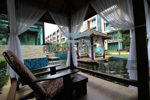 For Rent Villa at Taman Bukit Serdang, Seri Kembangan Freehold Fully Furnished 1R/1B 1.51k