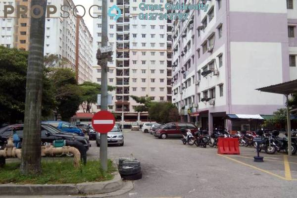 For Rent Apartment at Permai Apartment, Tropicana Freehold Semi Furnished 3R/1B 900translationmissing:en.pricing.unit