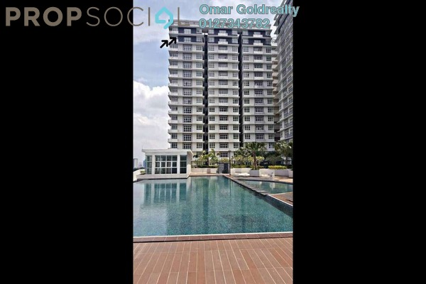 For Sale Condominium at M3 Residency, Gombak Freehold Unfurnished 4R/3B 480k