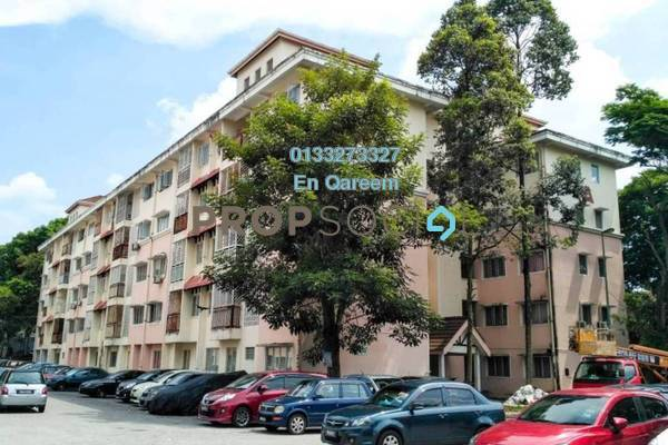 For Rent Condominium at Desa Mutiara Apartment, Mutiara Damansara Freehold Unfurnished 3R/2B 950translationmissing:en.pricing.unit