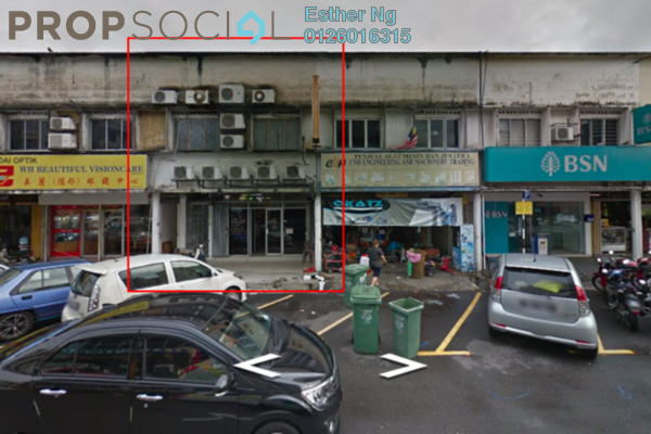 For Sale Shop at Kepong Baru, Kepong Freehold Unfurnished 0R/0B 1.5m