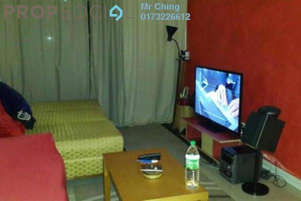 For Sale Condominium at Kiara Residence, Bukit Jalil Freehold Semi Furnished 3R/2B 530k