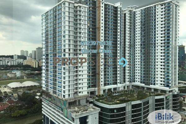 For Rent Condominium at Southbank Residence, Old Klang Road Freehold Semi Furnished 3R/2B 2.1k