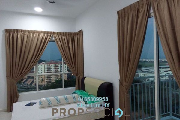 For Rent Condominium at Fiera Vista, Sungai Ara Freehold Fully Furnished 4R/3B 1.8k