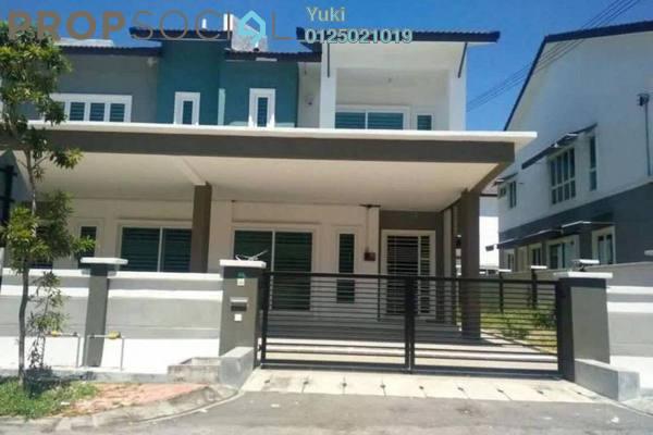 For Sale Terrace at Bandar Seri Botani, Ipoh Freehold Unfurnished 4R/4B 550k
