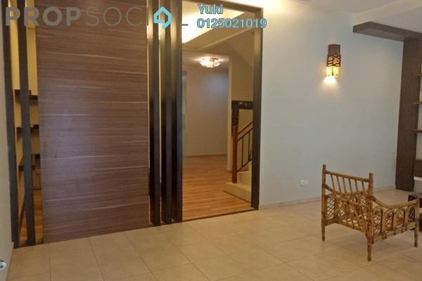 For Sale Terrace at Bandar Seri Botani, Ipoh Freehold Semi Furnished 4R/3B 395k