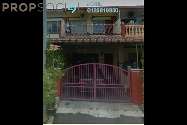 For Sale Terrace at Bandar Lahat Baru, Ipoh Leasehold Unfurnished 3R/2B 165k