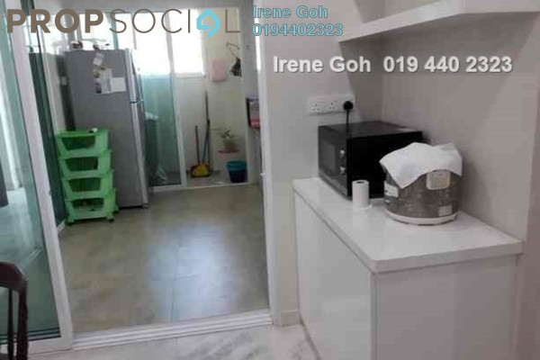 For Rent Condominium at Leisure Bay, Tanjung Tokong Freehold Fully Furnished 3R/2B 1.8k