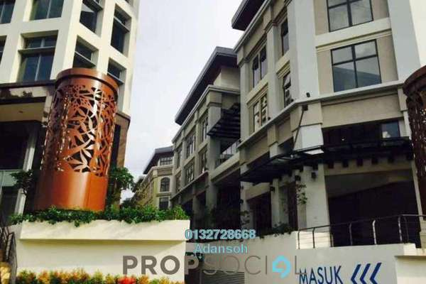 For Rent Office at Plaza Arcadia, Desa ParkCity Freehold Unfurnished 0R/0B 3.84k