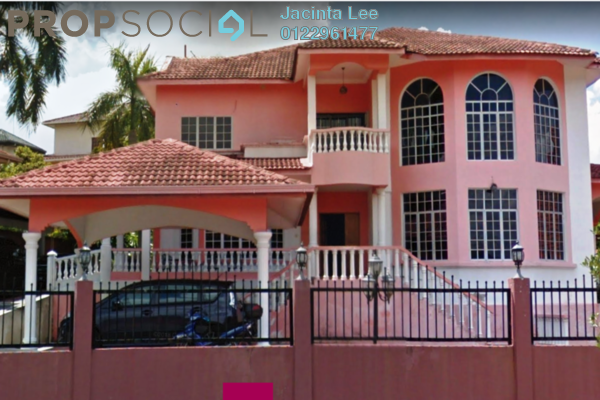 For Sale Bungalow at Section 8, Shah Alam Freehold Semi Furnished 5R/4B 1.53m