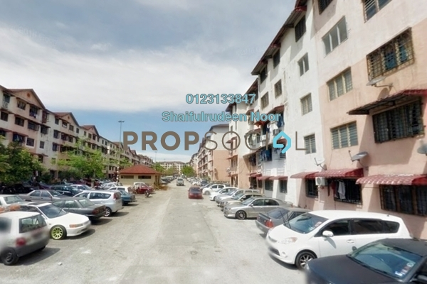 For Sale Apartment at Harmoni Apartment, Damansara Damai Leasehold Unfurnished 3R/2B 160k
