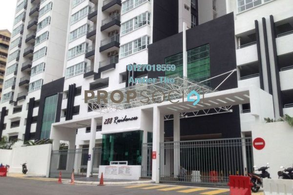 For Sale Condominium at 288 Residences, Kuchai Lama Freehold Semi Furnished 3R/2B 651k