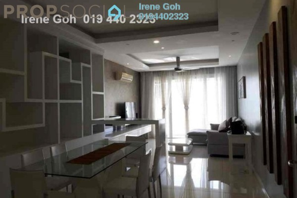 For Rent Condominium at BaysWater, Gelugor Freehold Fully Furnished 4R/3B 3.9k