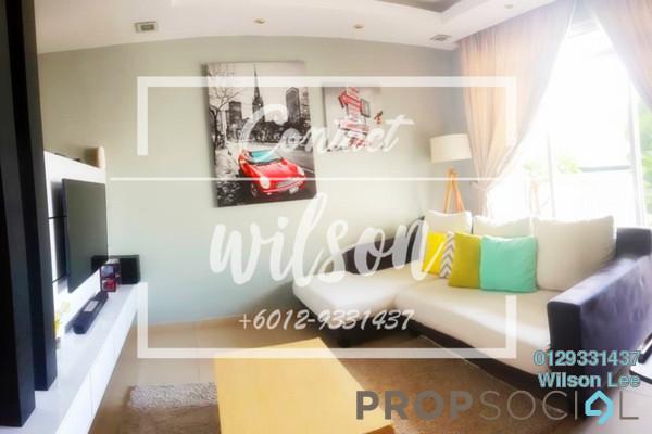 For Sale Condominium at Taman Raintree, Batu Caves Freehold Fully Furnished 3R/2B 440k
