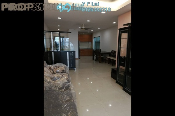 For Rent Condominium at Dynasty Garden, Kuchai Lama Freehold Fully Furnished 3R/2B 1.8k