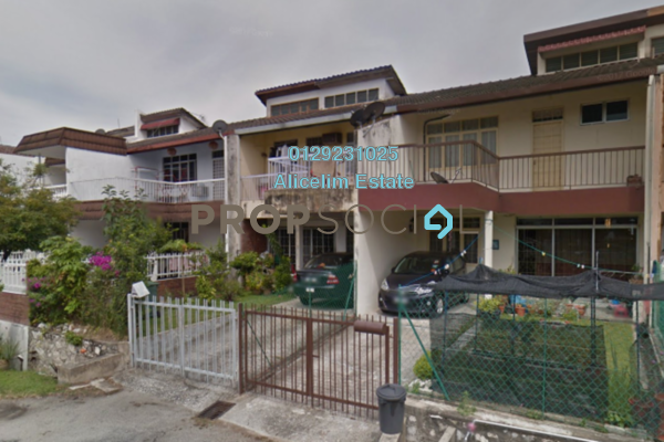 For Sale Terrace at Taman OUG, Old Klang Road Freehold Semi Furnished 4R/3B 880k