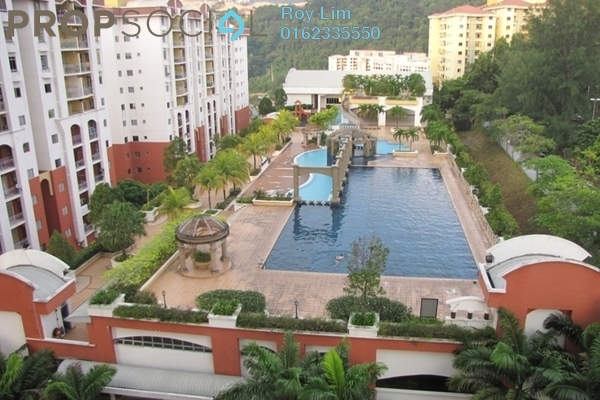 For Sale Condominium at Ketumbar Hill, Cheras Freehold Semi Furnished 3R/2B 450k