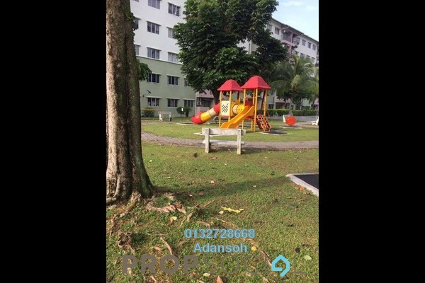 For Sale Condominium at Mas KiPark Damansara, Kepong Freehold Semi Furnished 3R/2B 386k