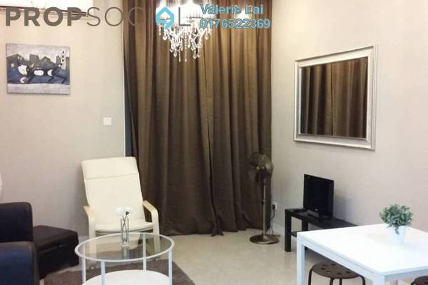 For Rent Condominium at TTDI Ascencia, TTDI Freehold Fully Furnished 2R/2B 2.8k