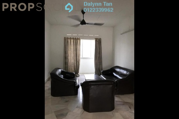 For Rent Apartment at Goodyear Court 1, UEP Subang Jaya Freehold Semi Furnished 3R/1B 1.2k