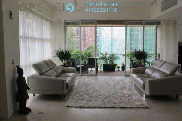 For Sale Duplex at Park Seven, KLCC Freehold Semi Furnished 5R/7B 4.87m