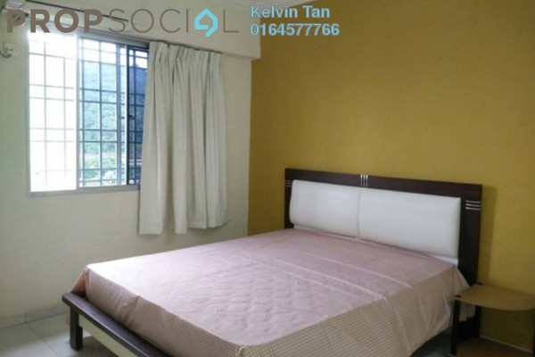 For Rent Apartment at Taman Pekaka, Sungai Dua Freehold Fully Furnished 3R/2B 1k