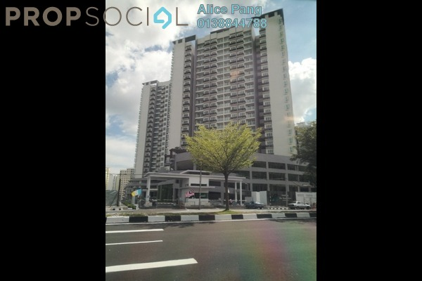 For Sale Condominium at Tropicana Bay Residences, Bayan Indah Freehold Unfurnished 3R/2B 850k