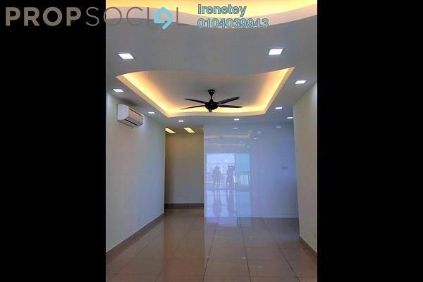 For Rent Condominium at Lido Residency, Bandar Sri Permaisuri Freehold Semi Furnished 2R/3B 2k