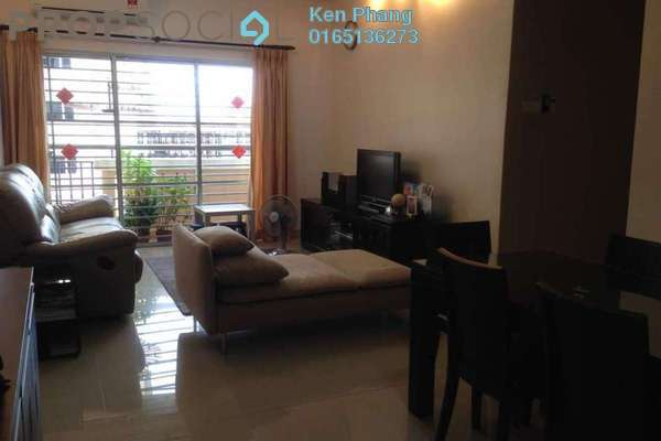 For Sale Condominium at Cengal Condominium, Bandar Sri Permaisuri Freehold Semi Furnished 3R/2B 430k