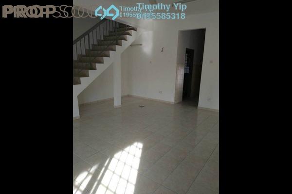 For Sale Terrace at Prima Saujana, Kajang Freehold Semi Furnished 4R/3B 590k