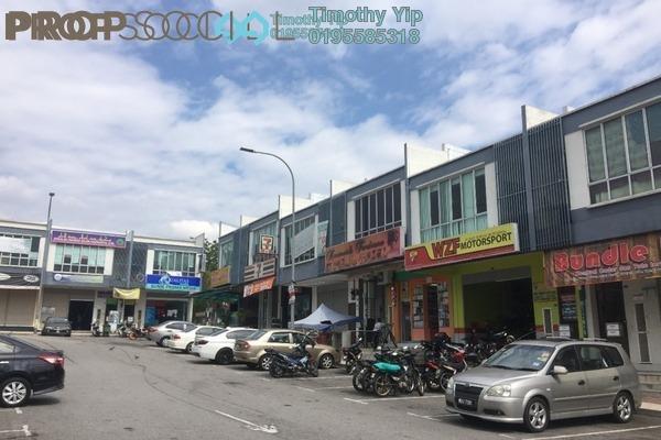 For Sale Shop at Taman Puncak Saujana, Kajang Freehold Semi Furnished 0R/0B 785k