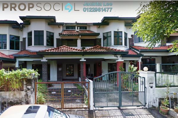 For Sale Terrace at Tropicana Indah, Tropicana Freehold Unfurnished 4R/3B 891k