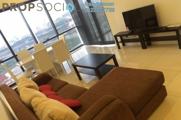 For Rent Serviced Residence at The Elements, Ampang Hilir Freehold Fully Furnished 2R/2B 2.3k