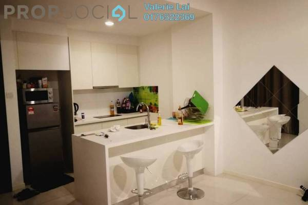 For Rent Serviced Residence at Tropicana Avenue, Tropicana Freehold Fully Furnished 1R/1B 2.15k