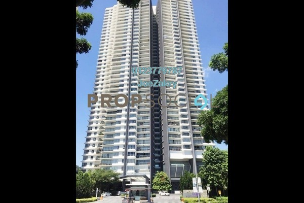 For Sale Condominium at The Westside One, Desa ParkCity Freehold Fully Furnished 3R/3B 1.09m
