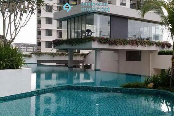 For Sale Condominium at Ivory Residence, Kajang Freehold Semi Furnished 3R/2B 395k