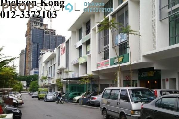 For Rent Office at PJ 21, Kelana Jaya Freehold Unfurnished 0R/7B 2.5k