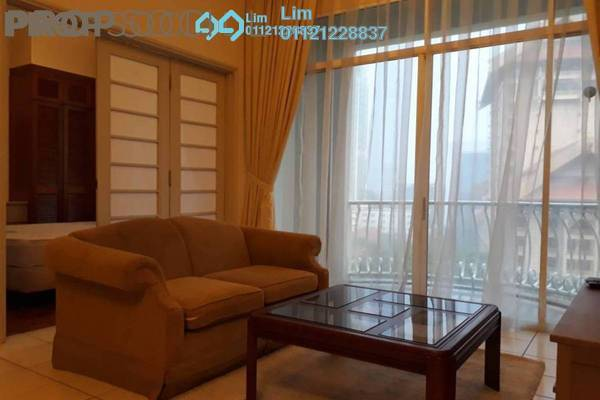 For Rent Condominium at 1A Stonor, KLCC Freehold Fully Furnished 1R/1B 2.8k